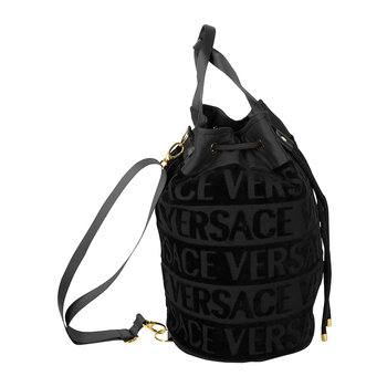 I Love Baroque Beach Bag - Black