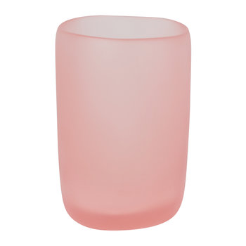 Water Bath Toothbrush Holder - Pink