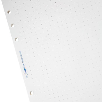 A5 Organiser Refill Paper - Dotted