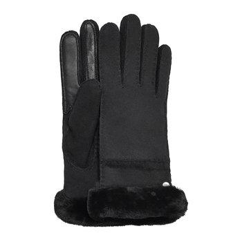 Women's Seamed Tech Glove - Black