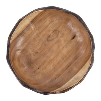 Acacia Natural Wooden Bowl
