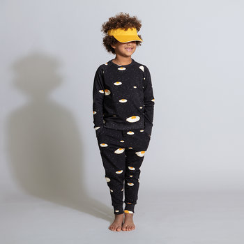 Children's Eggs In Space Sweater