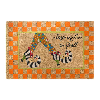 Step In For A Spell Doormat