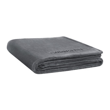 Michael Fleece Throw - 127x178cm - Charcoal