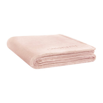 Michael Fleece Throw - 127x178cm - Pink