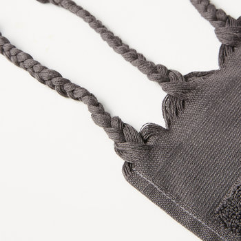 Barley Towel - Charcoal