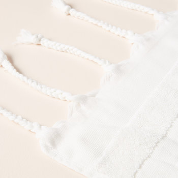 Barley Towel - White