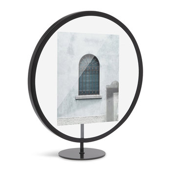Infinity Elevated Photo Frame - Black