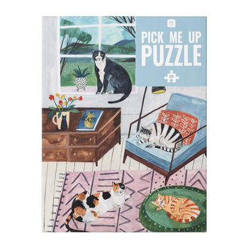 500 Piece Jigsaw Puzzle - Cat