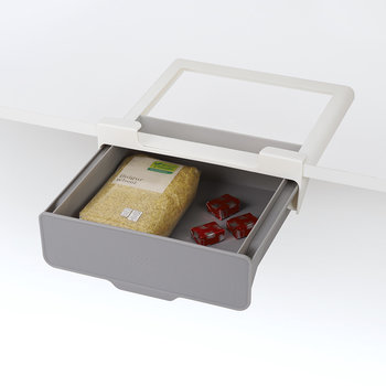 'CupboardStore' Under-shelf Drawer - Grey