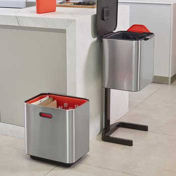Totem Max - 60 Liters - Stainless Steel