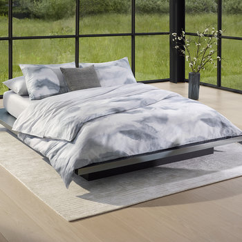 Moonstone Duvet Cover - Pebble