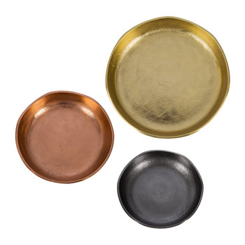 Round Trays - Set of 3