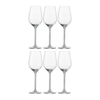 Fortissimo White Wine Glasses - Set of 6