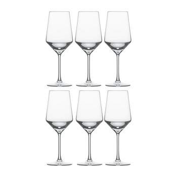 Pure Cabernet Red Wine Glasses - Set of 6