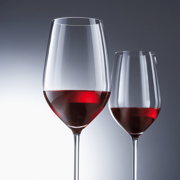 Verres à Vin Rouge Bordeaux Fortissimo - Lot de 6