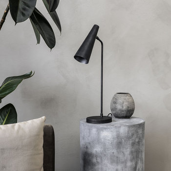 Precise Table Lamp - Black