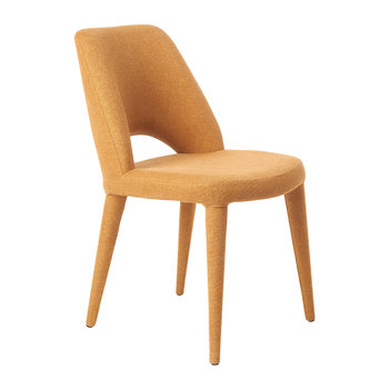 Holy Fabric Chair - Ocher