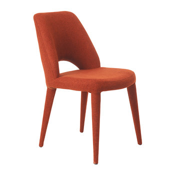 Holy Fabric Chair - Rust