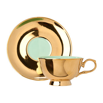 Legacy Gold Tea Set - Set of 4