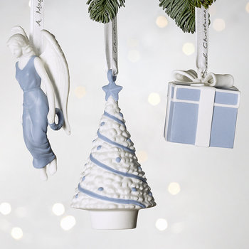 Christmas Present Tree Decoration