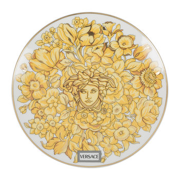 Medusa Rhapsody Side Plate - Gold