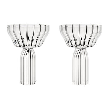 Margot Collection Champagne Coupe - Set of 2