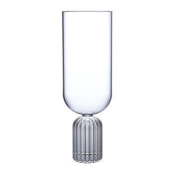 May Collection Tall Glass - Medium