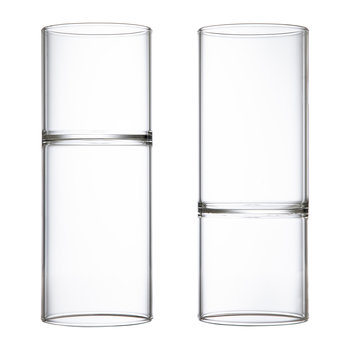 Revolution Collection Water & Wine Glass - Set of 2