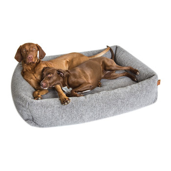 Sleepy Deluxe Dog Bed - Teddy