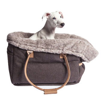 Dog Carrier - Heather Brown