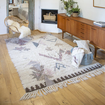 Woolable Tuba Washable Rug - 140x200cm