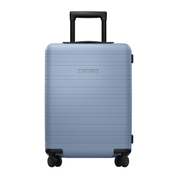 H5 Smart Hard Shell Cabin Suitcase - Blue Vega