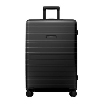 Smart Hard Shell Suitcase - All Black - Large