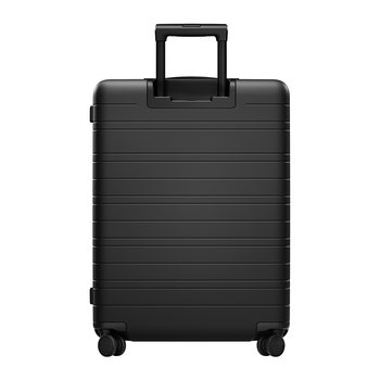 Smart Hard Shell Suitcase - All Black