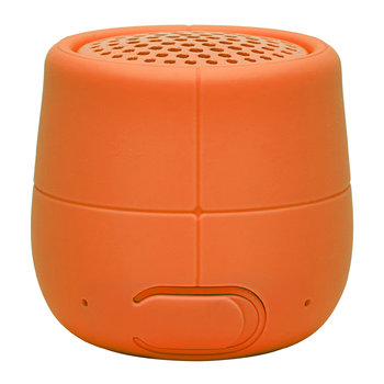 Mino X Water Resistant Bluetooth Speaker - Orange