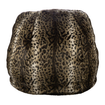 Giant Bean Bag - Arctic Leopard