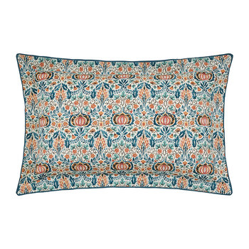 Little Chintz Oxford Pillowcase - Teal