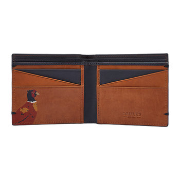 Tillman Leather Wallet - Brown