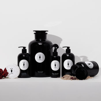 Apothecary Hand and Body Wash - Rose Noire