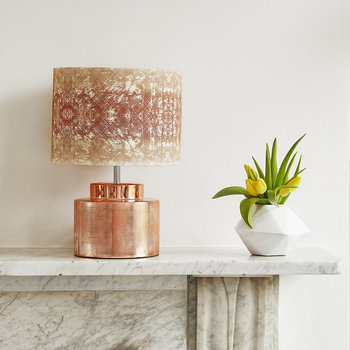 Okuta Lamp Shade - Copper