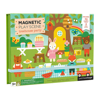 Magnetic Play Scene - Treehouse
