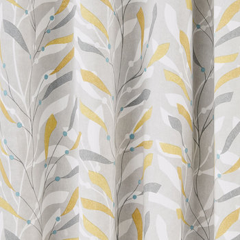 Sea Kelp Curtains - Ochre