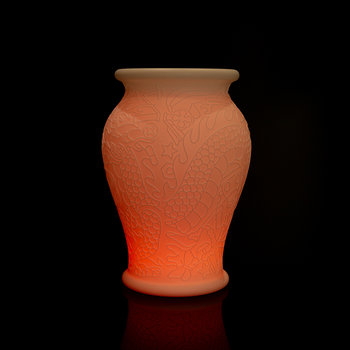 Ming Vase Indoor/Outdoor LED Lamp