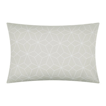 Axal Standard Pillowcase - Ochre