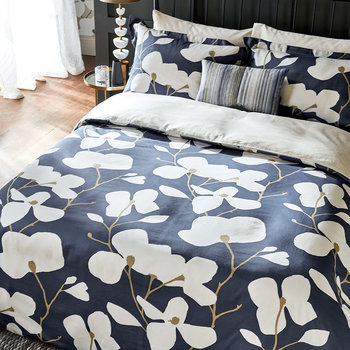 Kienze Duvet Cover - Ink