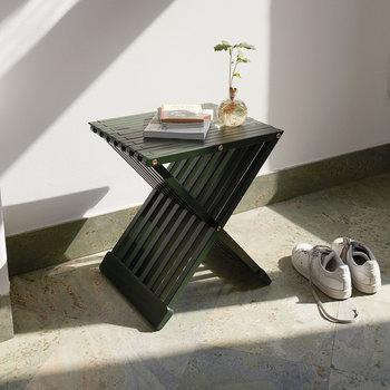 Fionia Jubilee Limited Edition Stool - Hunter Green