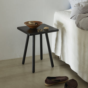 Georg Side Table - Black