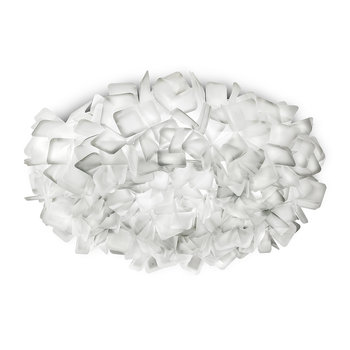 Clizia Ceiling/Wall Lamp - White