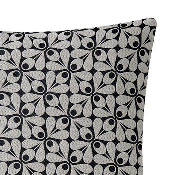 Acorn Cup Cushion - 50x50cm - Charcoal